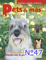 Cover of Pets & Mas, number 47 featuring George and Charlie